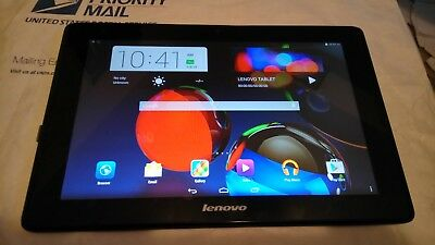 "Lenovo A7600-F - Tablet - Android 4.4 - 16 GB - 10.1"" - Magnetic Charge"