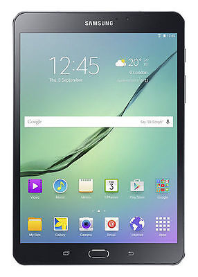 Samsung Galaxy Tab S2 SM-T713 32GB, Wi-Fi, 8in - Black