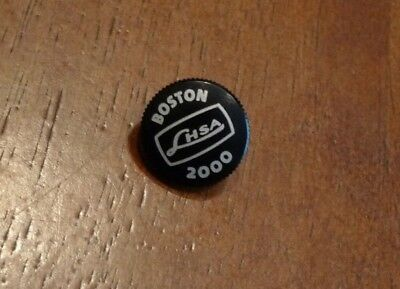 "LHSA ""Boston 2000"" Soft Shutter Release Button for Leica and Other Cameras"