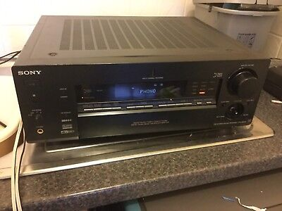 Sony FM Stereo Receiver STR-DB1080 ( No Missing Control Knobs )