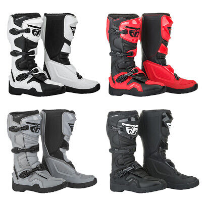 Fly Racing 2019 Maverik Dirtbike Offroad Motorcycle MX Riding Boots Adult Sizes