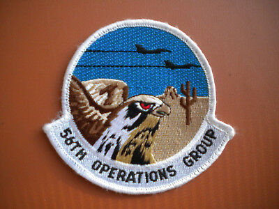 56th Operations Group USAF Patch