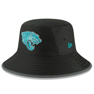 8a0b8eecbb3 New Era Men s Jacksonville Jaguars Sideline Training Camp Bucket Hat NFL