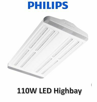 Philips LED highbay BY550P LED140 High Rack optic warehouse low glare