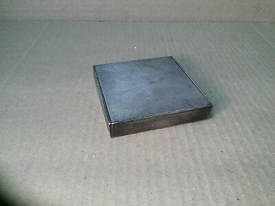 vintage Sterling silver .925 cigarette case,  Antique