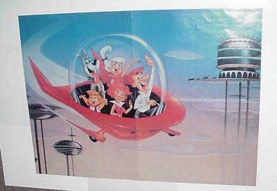 Jetsons Poster # 1 George Jane Judy Elroy and Astro