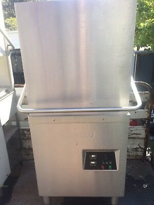 Hobart Dishwasher In Good Condition High Performance