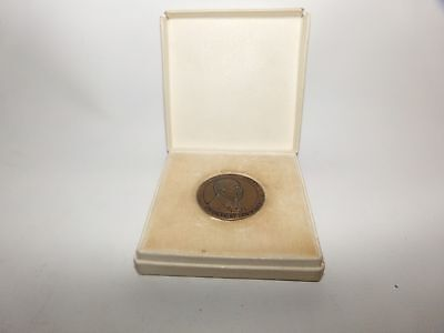 Tiffany & Co Medal-1941 Distinguished Public Service Pasteur Medal-Milk Industry