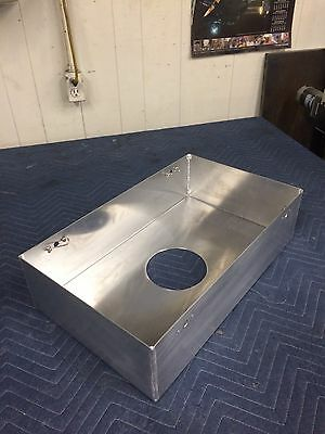 Dragster Scoop Tray