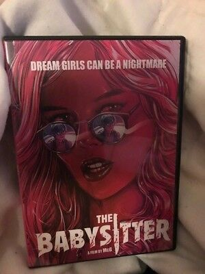 The Babysitter (DVD, 2017) CHECK OUT MY STORE FOR RARE DVDS AND BEST FRUITCAKE!!