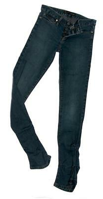 BARDOT skinny leg denim jeans 6 on tag suit girls tall 12 14 teens/womens /girls