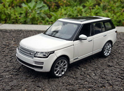 Rastar 1:24 Land Rover RANGE ROVER SUV Alloy Car Model Boys Toys Display