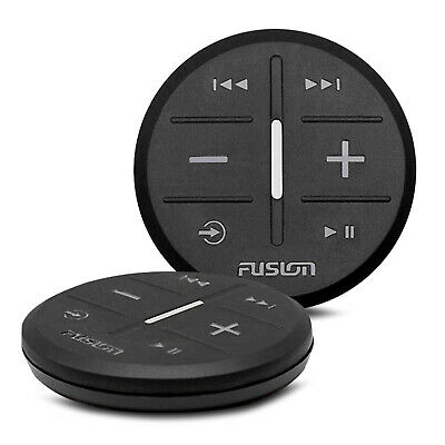 FUSION ANT Wireless Stereo Remote BLACK Suit 755 RA70 770 Panel Series MS-ARX70B