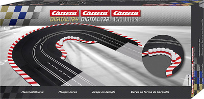 Carrera 20020613 DIGITAL 132, Evolution Haarnadelkurve 1St.