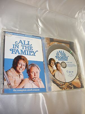 Vintage All in the Family: The Complete Ninth Season (DVD, 2011, 3-Disc Set)
