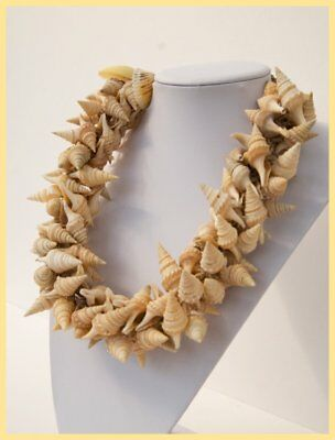 OCEANIC SHELL CLUSTER - Hand Crafted Tribal Shell Cluster Necklace. Indonesia