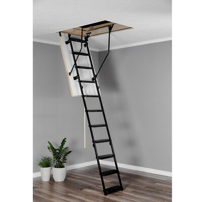 Loft Ladder Stairs Solid Thermal 130x60 60x130