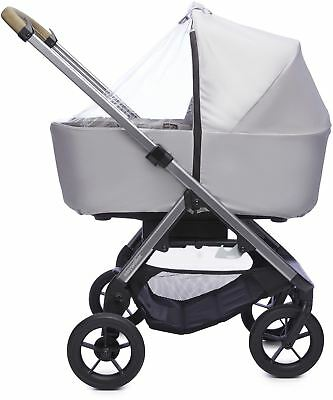 Easywalker MOSEY+ RAINCOVER CARRYCOT Pushchair Pram Buggy Accessory BNIP