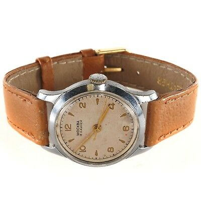 ab51e3a6d39f Unisex   Men s Vintage Moskva Moscow Hand-Wind USSR Soviet Russian  Wristwatch