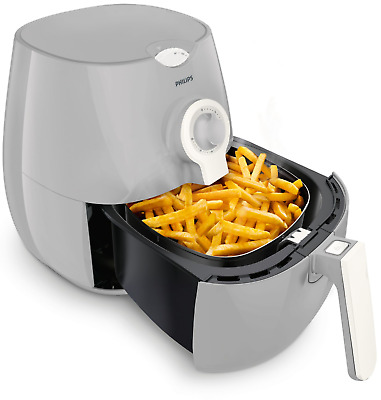 Philips HD 9219/10 AIRFRYER DAILY Heißluftfritteuse inkl. gratis Grillrost