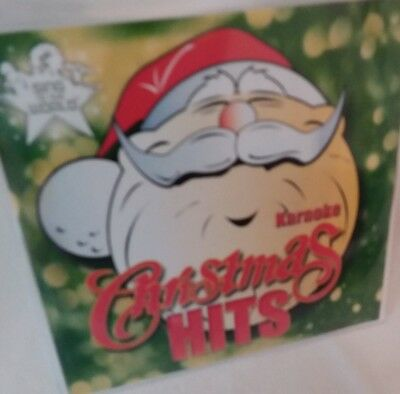 Karaoke cd/cd+g 12 Christmas Hits from Sing to the World