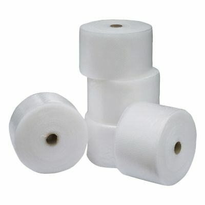 Quality Small Bubble Wrap Rolls wide 300 mm x 100 meters Long FREE P & P