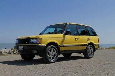 2002 Land Rover Range Rover Borrego 2002 Range Rover P38 Borrego Edition. Only 100 Produced. Very Rare Find.