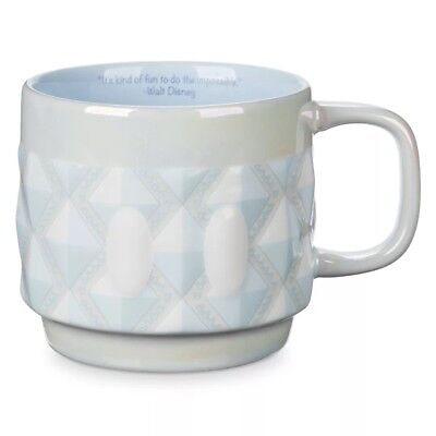 Disney Memories Mickey Mouse Stackable Mug - December Limited Edition 12/12