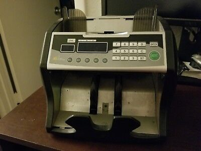 Royal Sovereign High-Speed Bill Counter Counterfeit Detection RBC-1003BK
