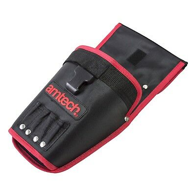 Professional Universal Drill Holster Left/Right Hand Carry Pouch Belt Holder