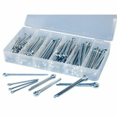 Cotter Pin Large 144 Piece Split Pins Fixings Assorted