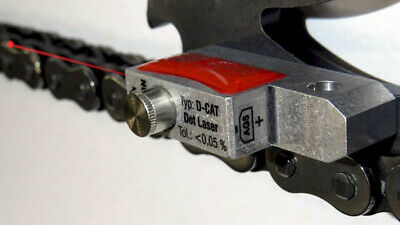 Profi D-CAT Motorcycle Chain Alignment Tool (Dot Laser Type)