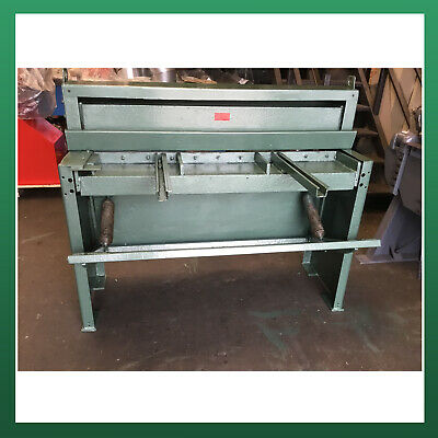 Heavy Duty Sheet Metal Lever Foot Guillotine Shear Cutter