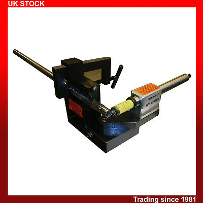 """Tube / Pipe Notcher 3/4"""" - 3"""" Capacity Round Square Stainless Steel Shaft (TN1)"""