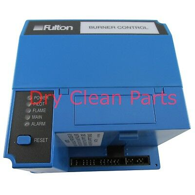 NEW Fulton RM7895A-1030 Programmer Relay 2-40-000260 4-50 HP Dry Clean Machine