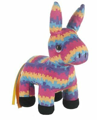 Webkinz Donkey Pinata New and Unused with Tags NWT Colorfull!!!