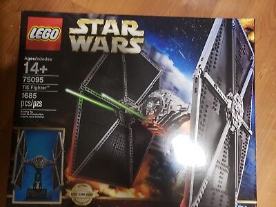 LEGO Star Wars Tie Fighter (75095) UCS NISB brand new in sealed box