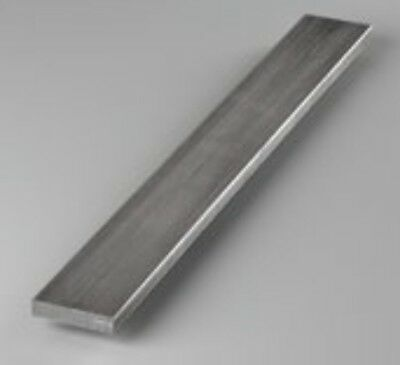 "New! Stainless Steel Flat Bar Stock 3/16"" x 1"" x 6"" Custom Lengths Available"