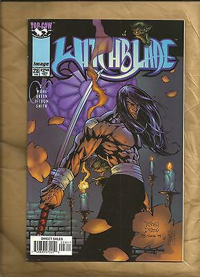 Witchblade  #28 vfn/nm  1999 variant cover edition Image Comics US Comics