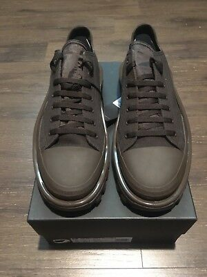 promo code bb08a 5534f adidas raf simons RS DETROIT RUNNER Brown sz US 12 UK 11.5 Mens Owens Y3  boost