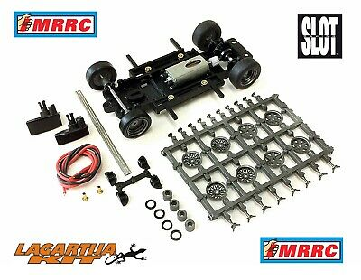 MRRC COMPLETE SEBRING ADJUSTABLE CHASSIS 69 / 102 mm 1:32 SLOT CLASSIC RESIN KIT