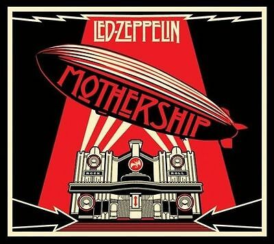 Led Zeppelin - Mothership (2 Cd + Dvd) New! Free Shipping!