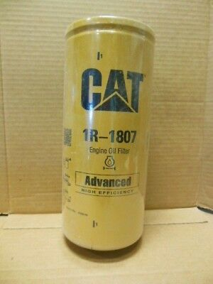 Cat 1R-1807 Oil Filter- Free Shipping!