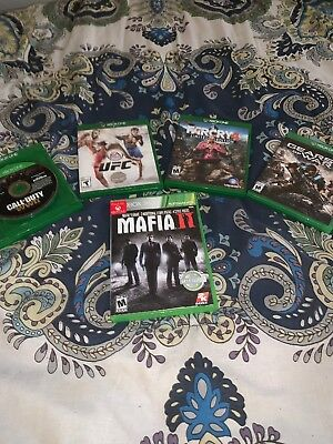 XBOX ONE Game Lot 2