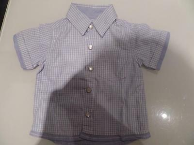 Chemise, taille 1 mois