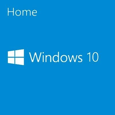 Windows 10 Upgrade Disc for Windows 7, 8 or 8.1 Home - OS Recovery & Install DVD