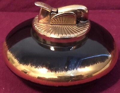 "Vintage 3"" EVANS Fine China Table Lighter"