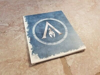 Assassin's Creed Odyssey Medusa Collector's Edition World Map Poster *NEW*