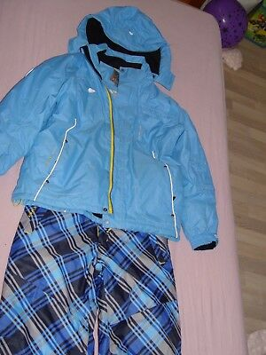 Bekleidung Jacken Color Kids Kinder Skijacke Marengas Jacket blue ribbon Skisport Alpin-Skifahren