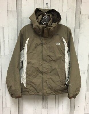 338576a87 VINTAGE THE NORTH Face Hyvent Light Windbreaker Jacket Size Womens M ...